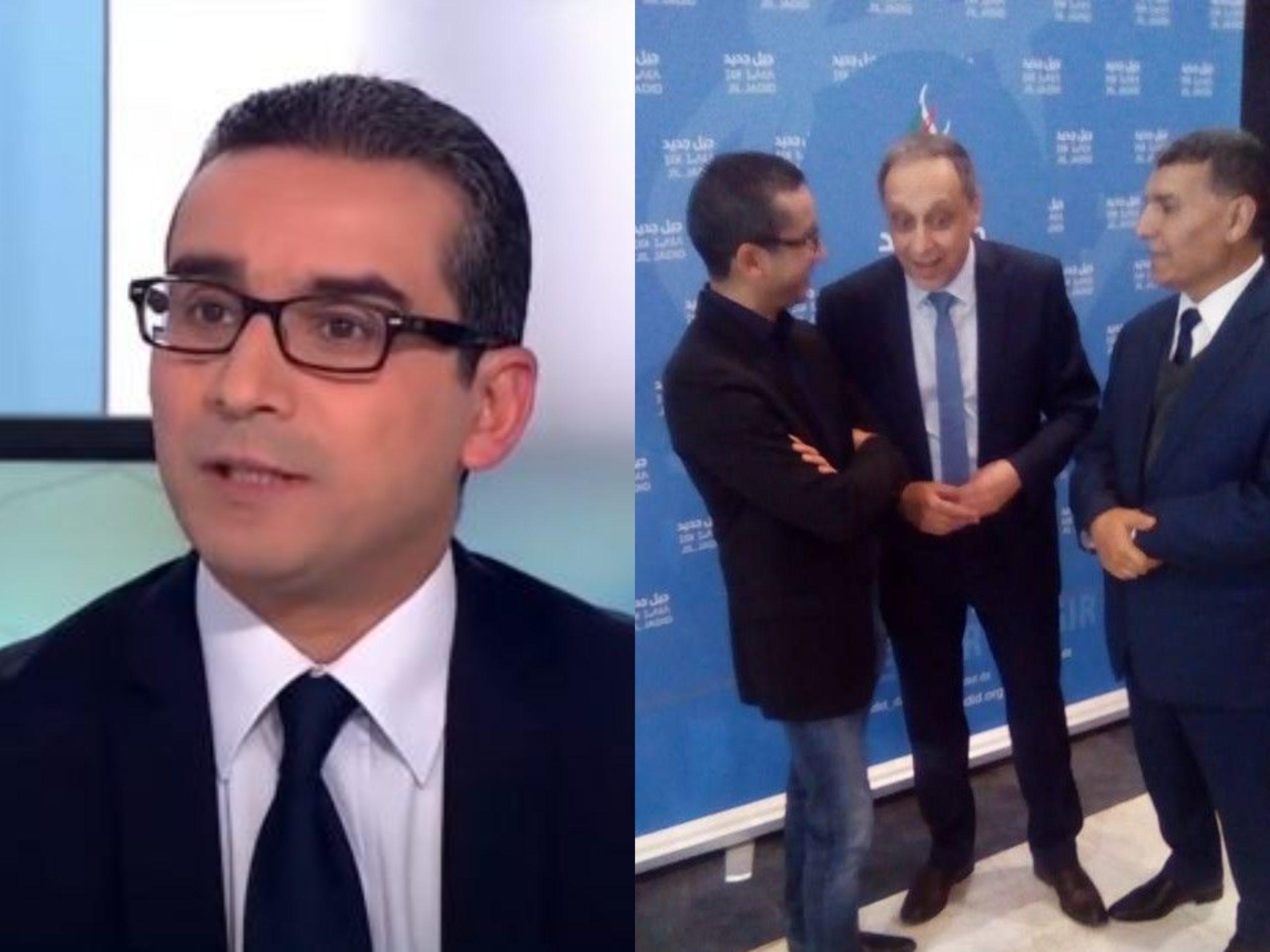 انتخاب زهير رويس كنائب لرئيس الحزب: رسالة ثقة قوية للجالية