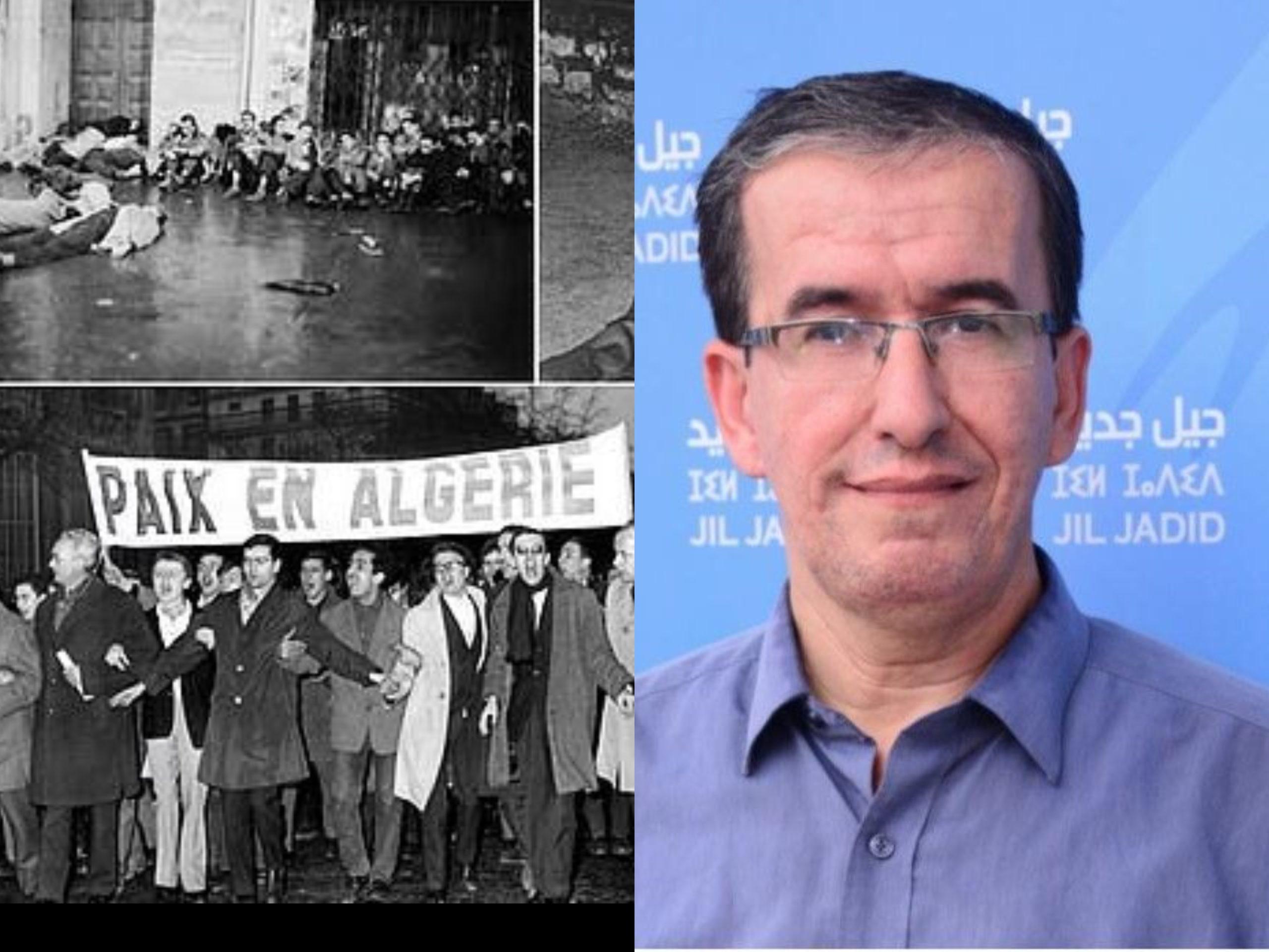 17 Octobre 1961-17 Octobre 2020 – Du sursaut populaire de l'émigration à l'avènement du Hirak
