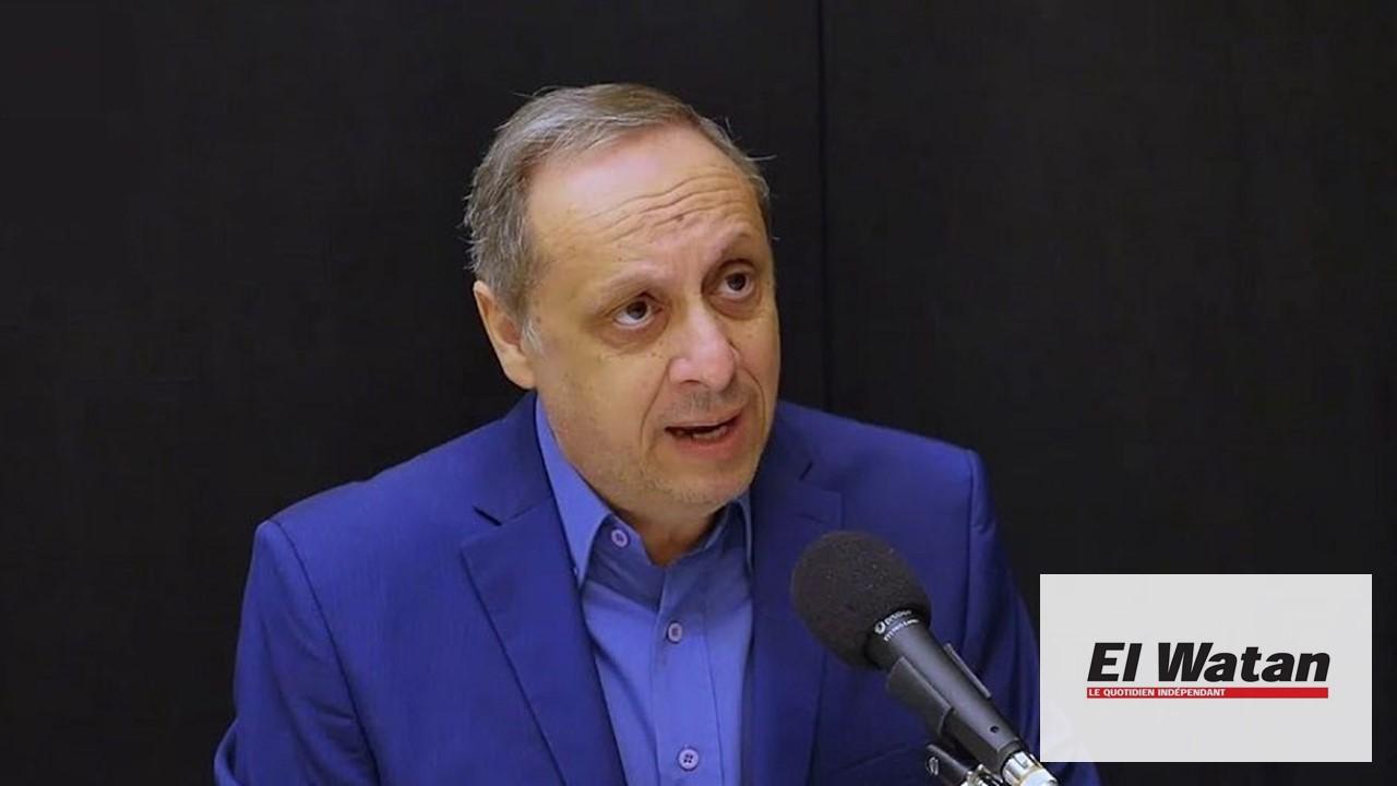 Soufiane Djilali. Président de Jil Jadid : «Nous sommes la cible d'un chantage dès que nous parlons de dialogue»