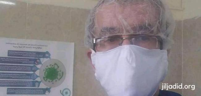 Dr Lakhdar Amokrane Jil Jadid